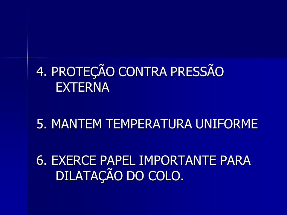 4. PROTEÇÃO CONTRA PRESSÃO EXTERNA