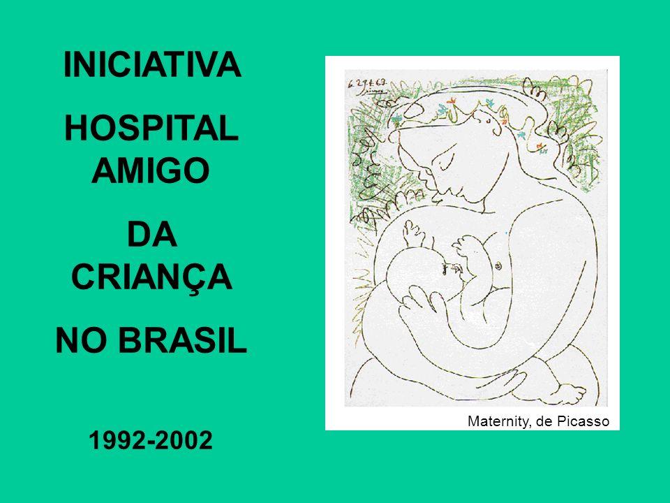 INICIATIVA HOSPITAL AMIGO DA CRIANÇA NO BRASIL
