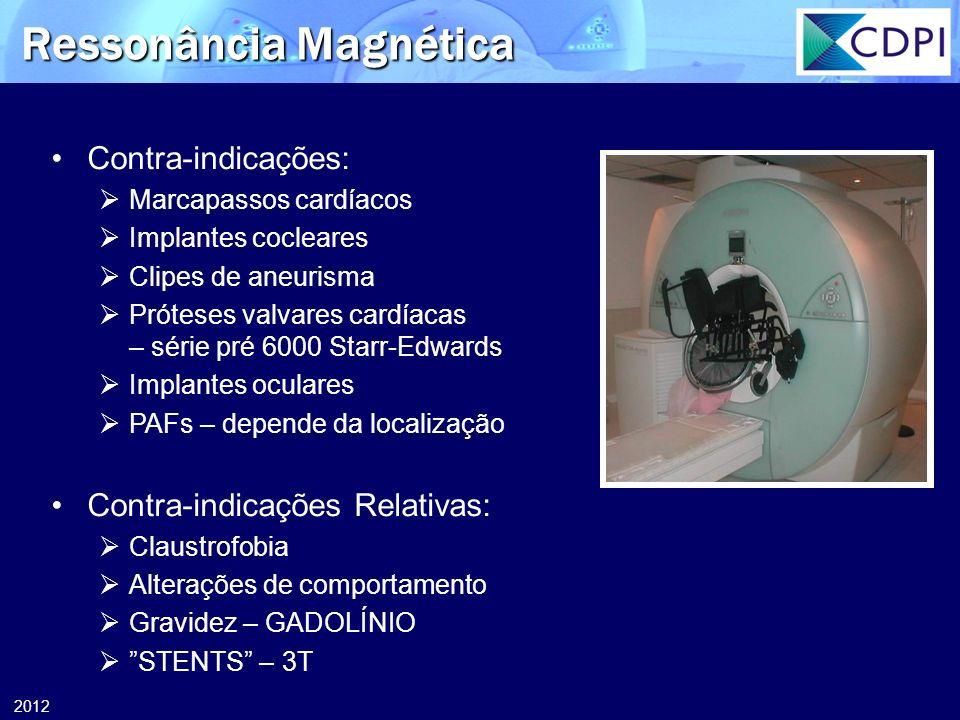 Ressonância Magnética