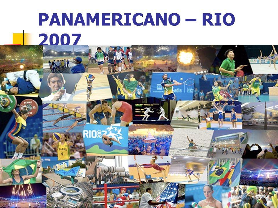 PANAMERICANO – RIO 2007