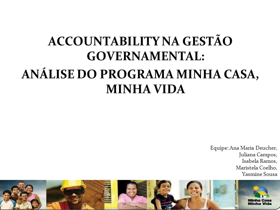 ACCOUNTABILITY NA GESTÃO GOVERNAMENTAL: