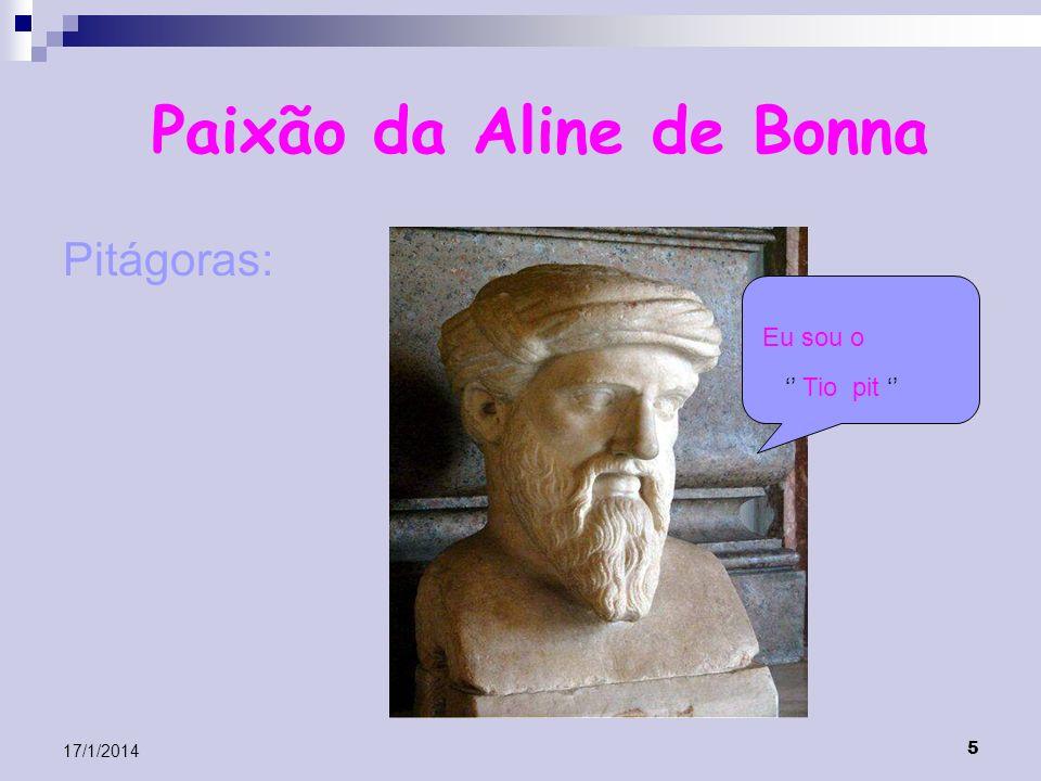 Paixão da Aline de Bonna