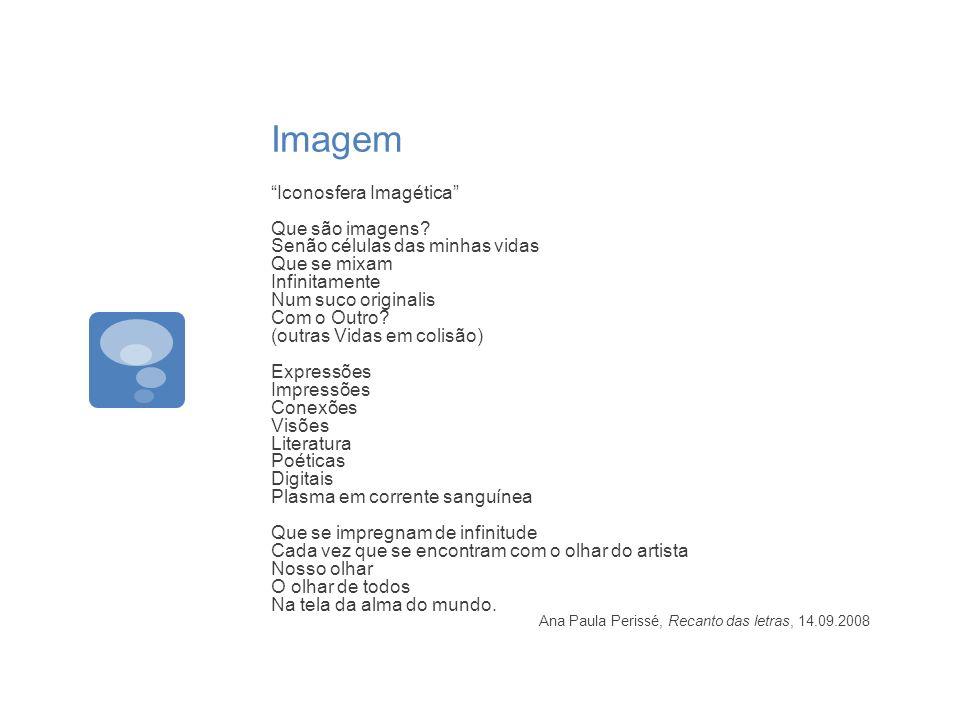 Imagem Iconosfera Imagética Que são imagens