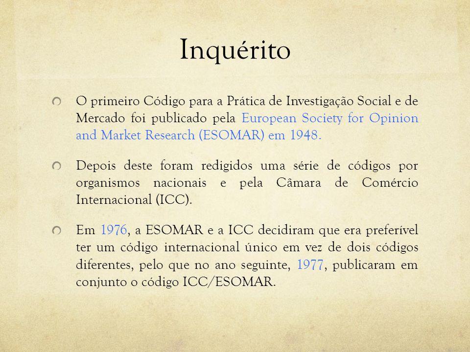 Inquérito