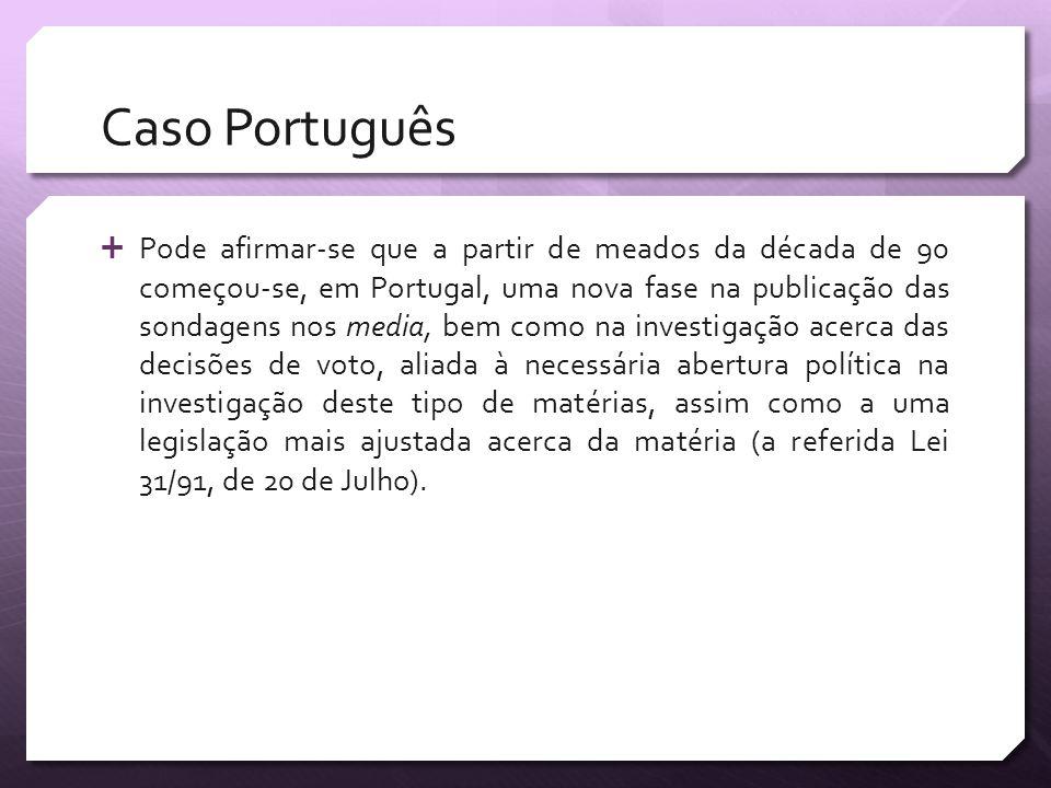 Caso Português