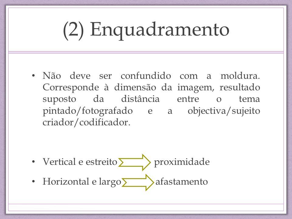 (2) Enquadramento