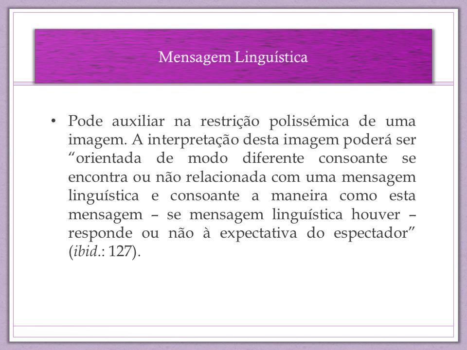 Mensagem Linguística