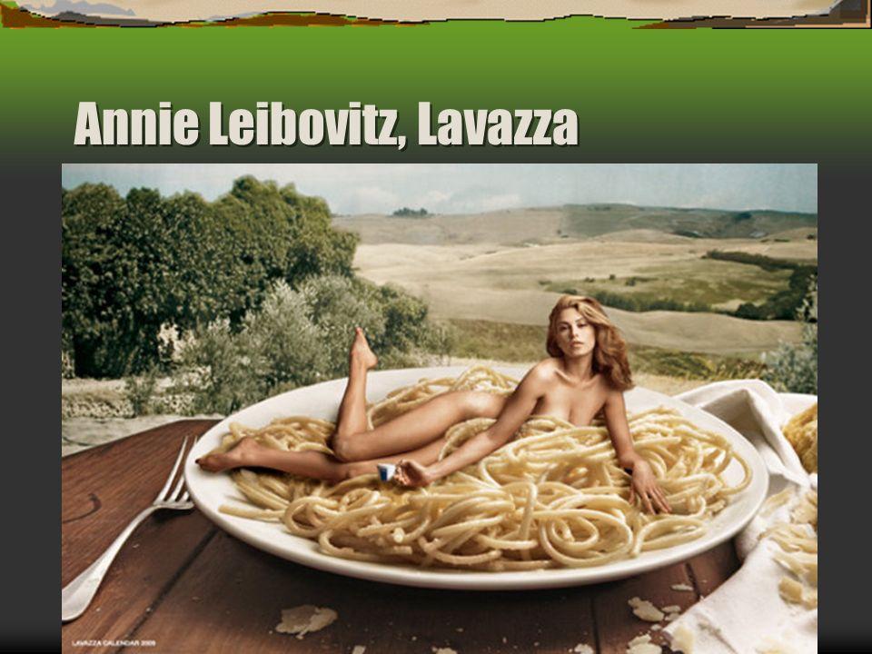 Annie Leibovitz, Lavazza