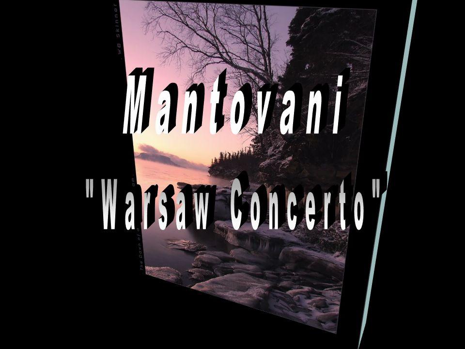 Mantovani Warsaw Concerto