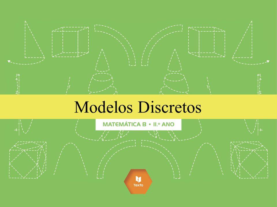 Modelos Discretos