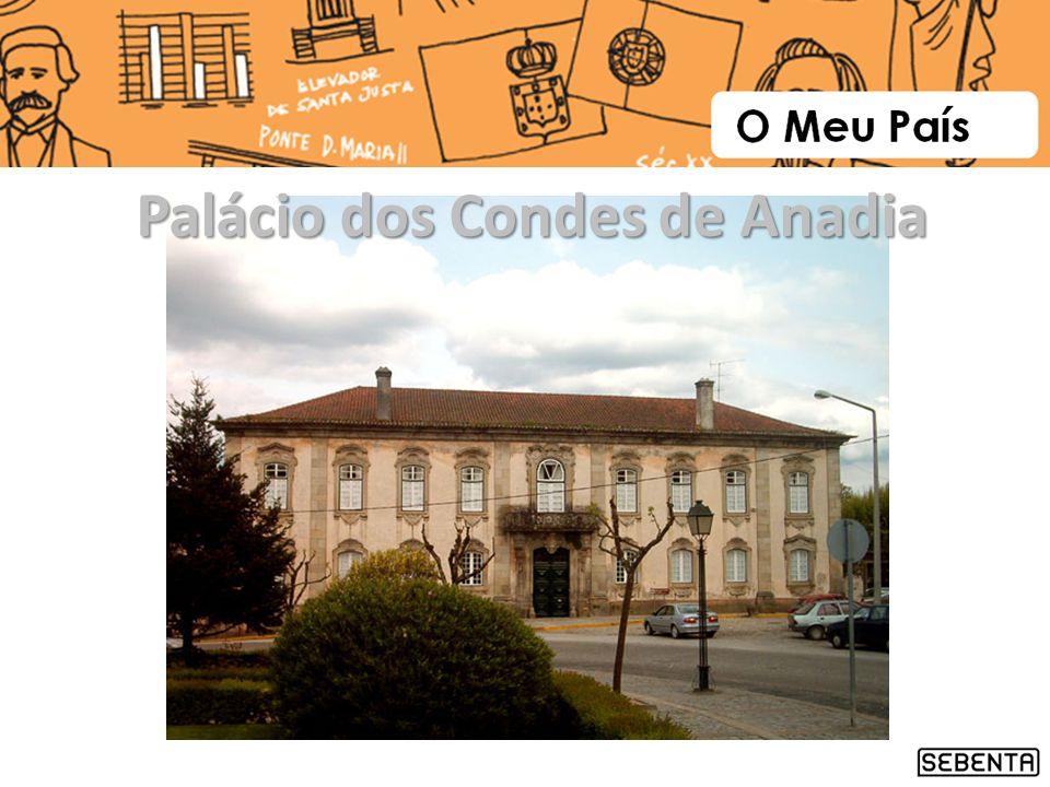 Palácio dos Condes de Anadia