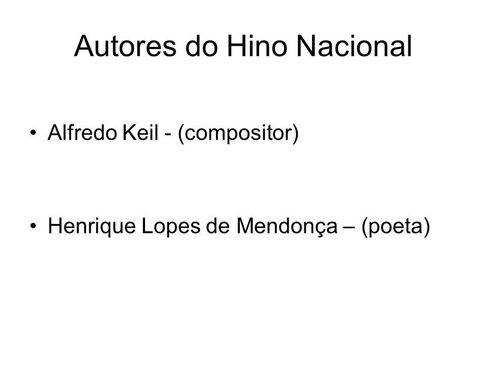 Autores do Hino Nacional