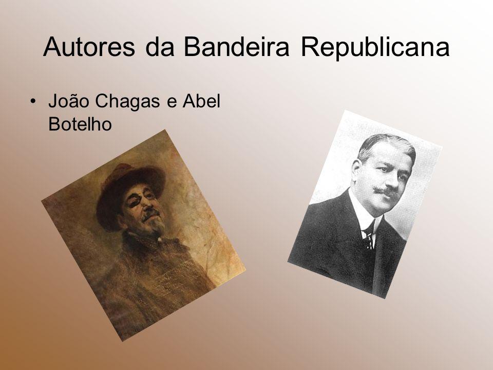 Autores da Bandeira Republicana