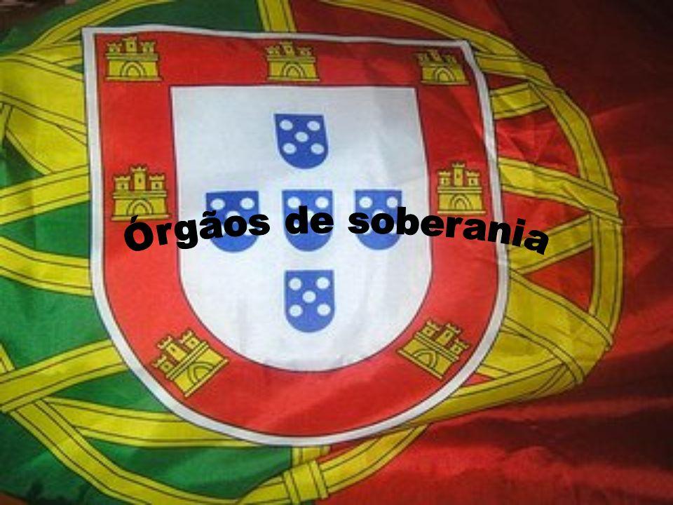 Órgãos de soberania