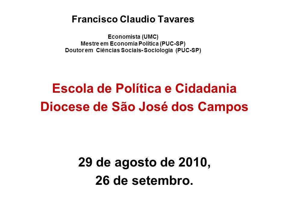 Escola de Política e Cidadania Diocese de São José dos Campos