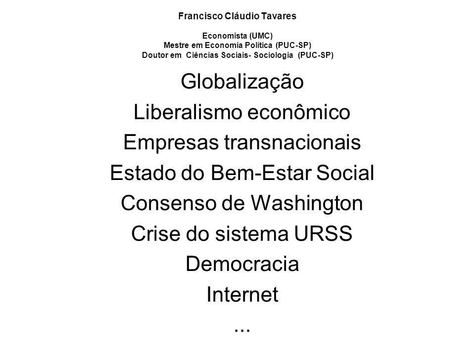 Liberalismo econômico Empresas transnacionais