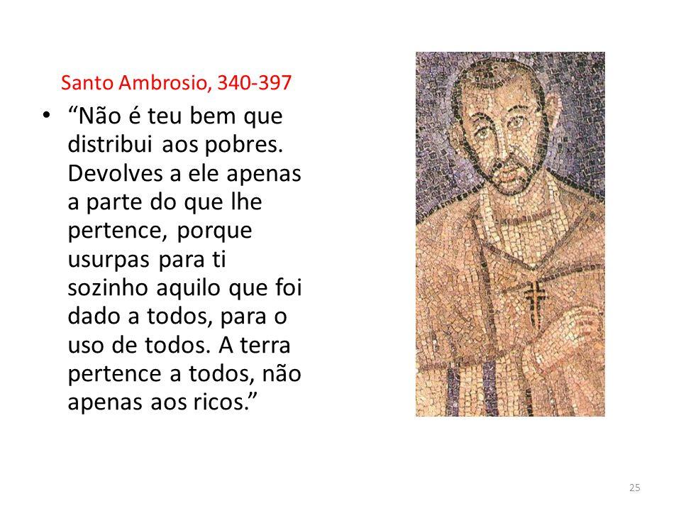 Santo Ambrosio, 340-397