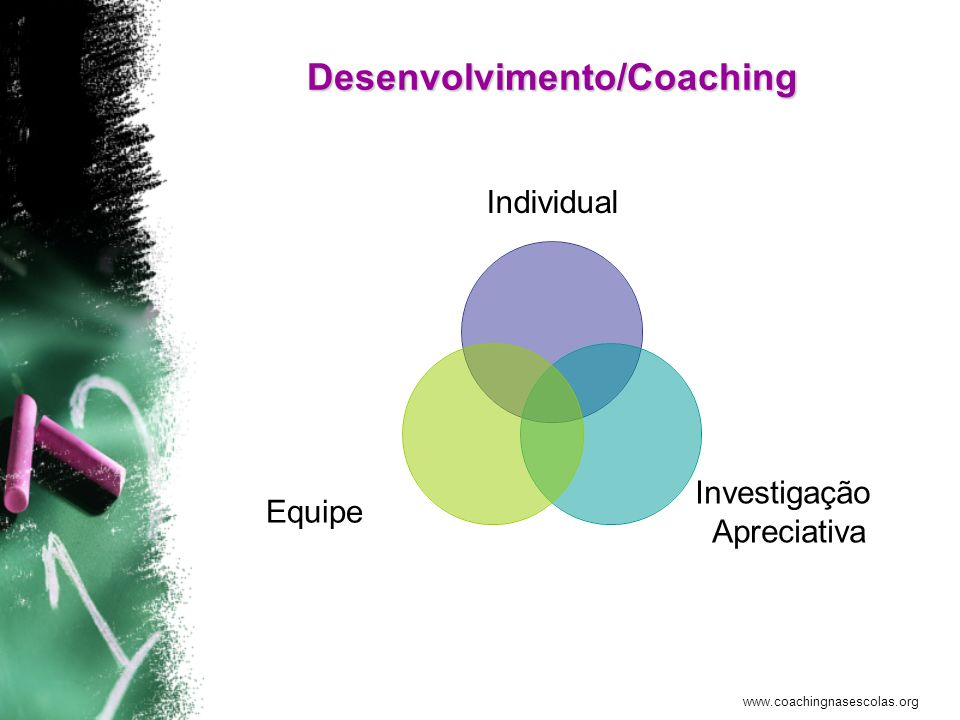 Desenvolvimento/Coaching