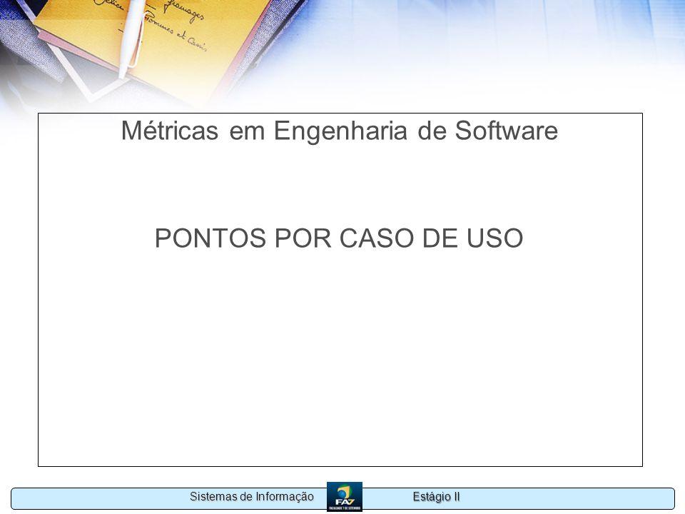 Métricas em Engenharia de Software