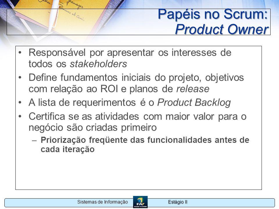 Papéis no Scrum: Product Owner