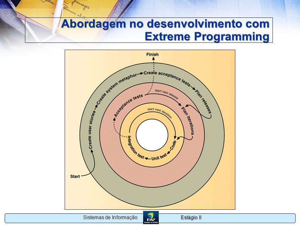 Abordagem no desenvolvimento com Extreme Programming