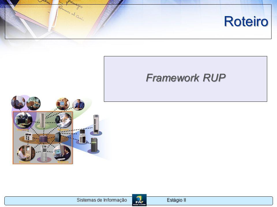 Roteiro Framework RUP