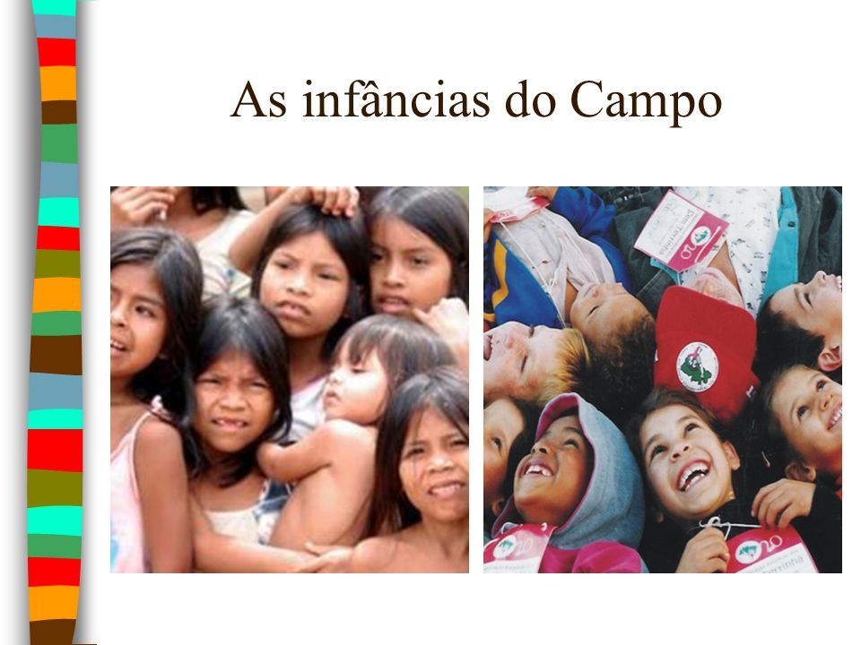 As infâncias do Campo
