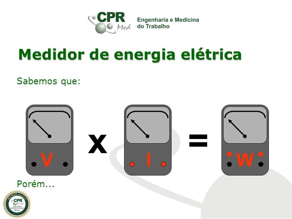 Medidor de energia elétrica