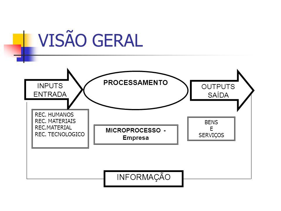 MICROPROCESSO - Empresa