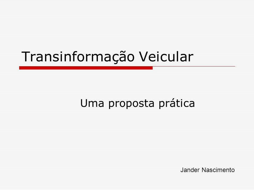 Transinformação Veicular