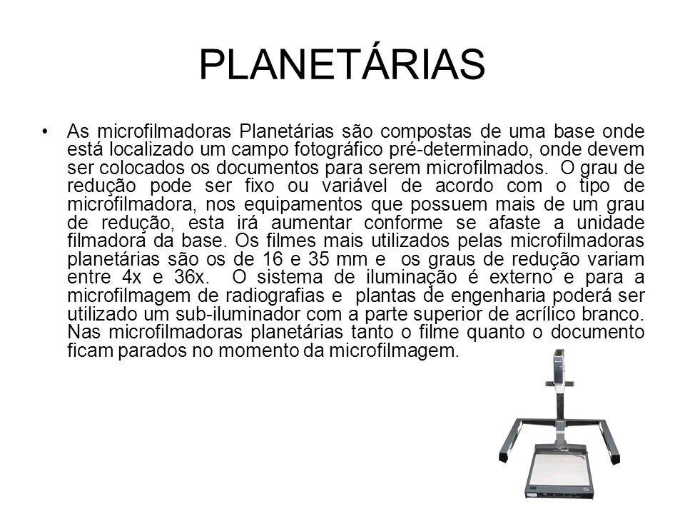 PLANETÁRIAS
