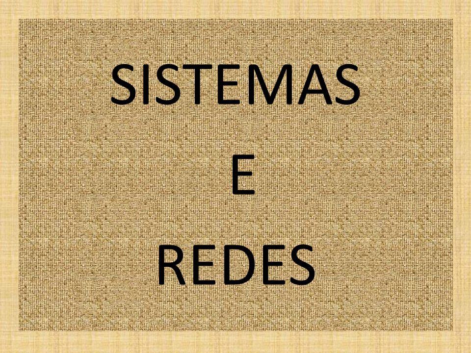 SISTEMAS E REDES