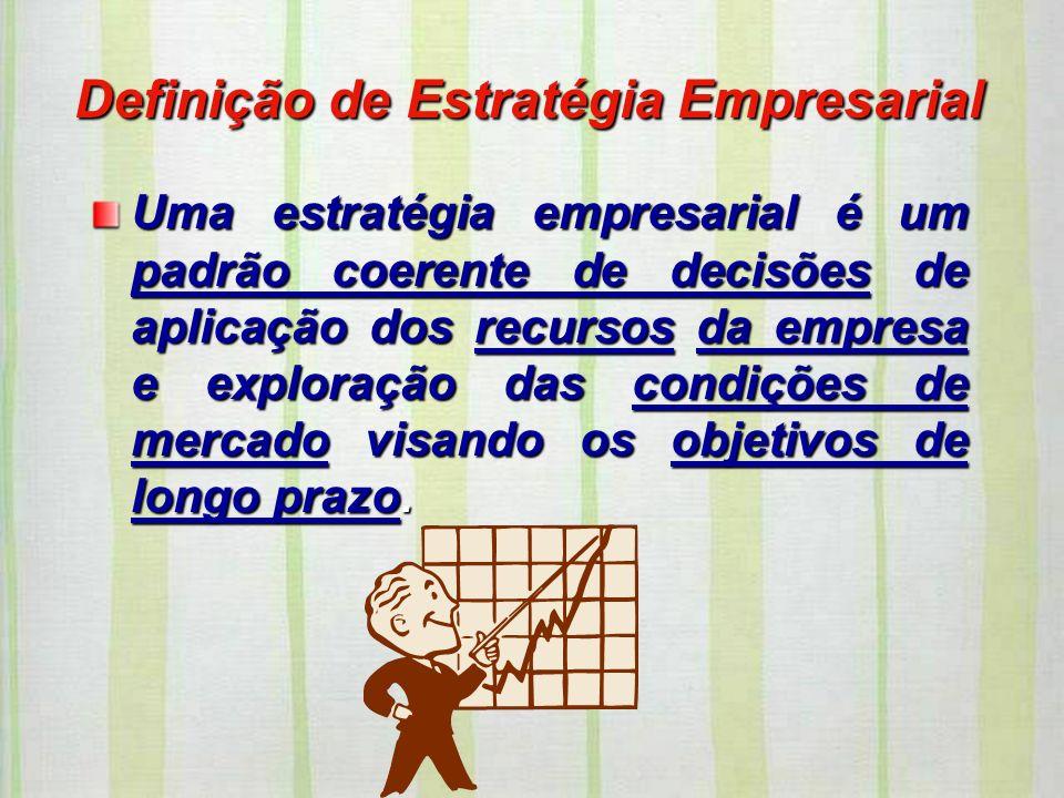 Definição de Estratégia Empresarial