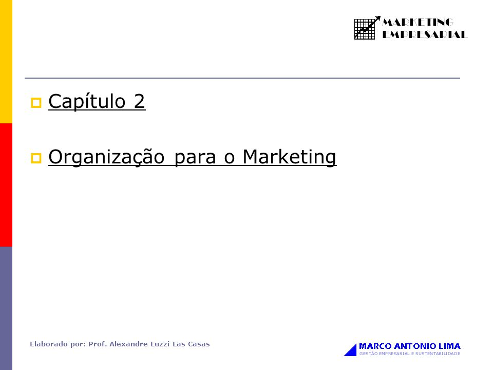 Organização para o Marketing