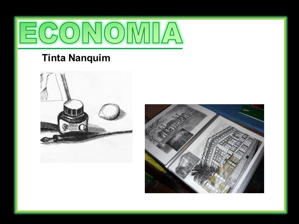 ECONOMIA Tinta Nanquim