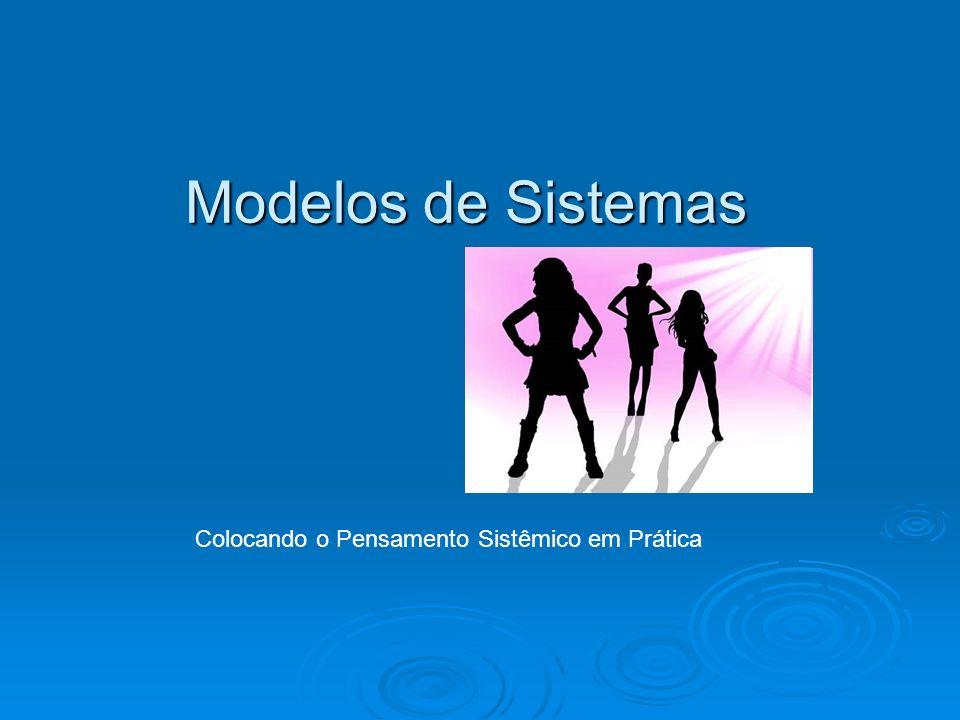 Modelos de Sistemas Colocando o Pensamento Sistêmico em Prática