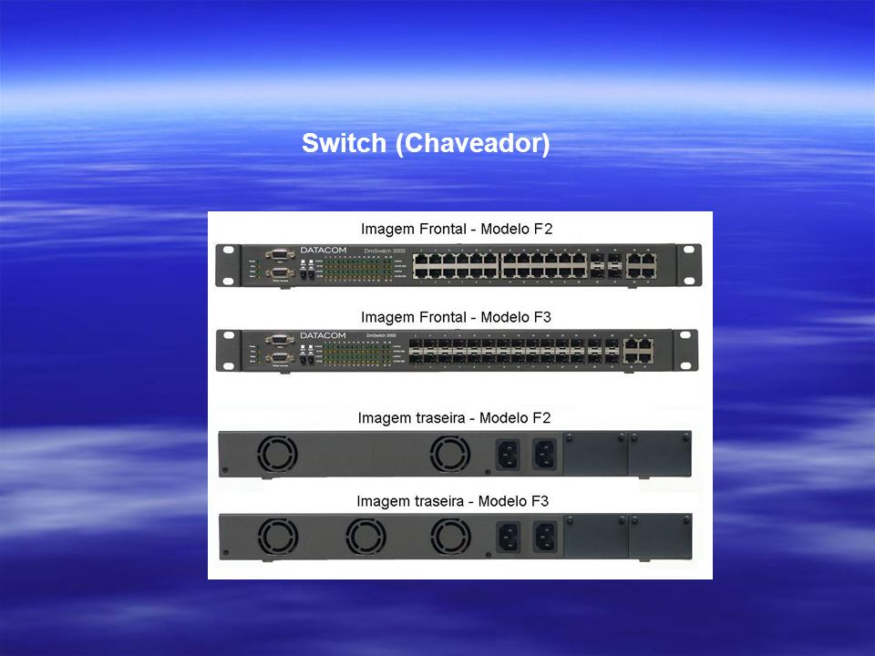 Switch (Chaveador)