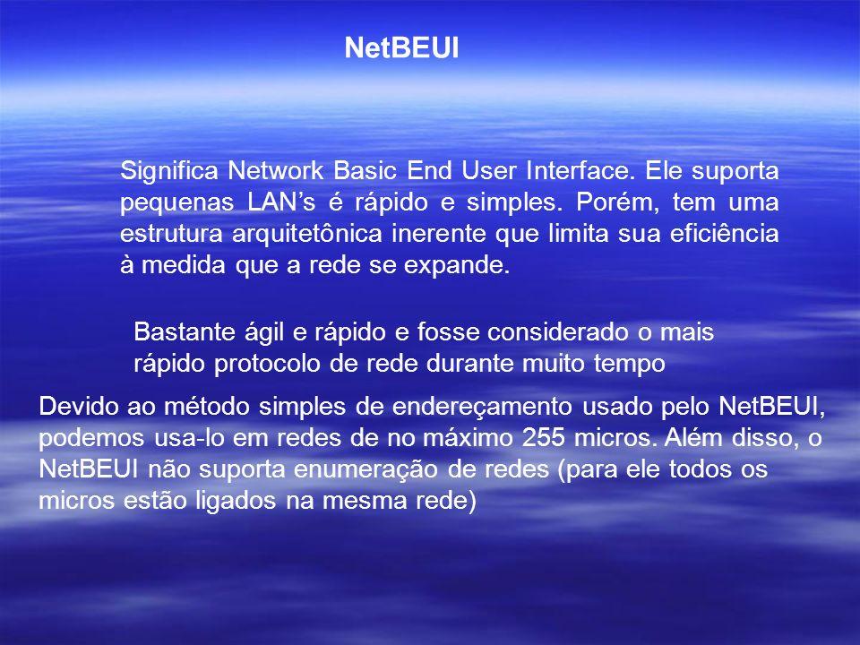 NetBEUI