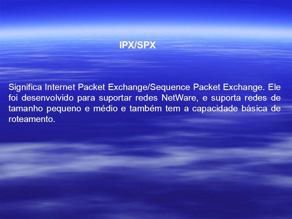 IPX/SPX