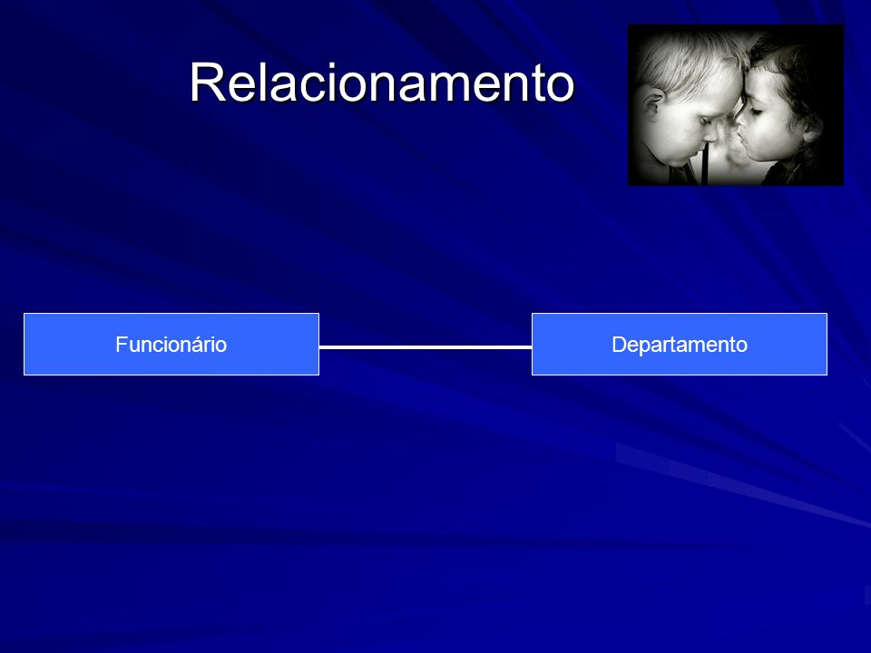 Relacionamento Funcionário Departamento