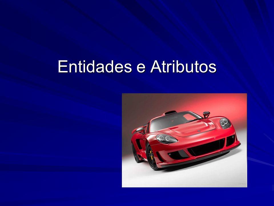 Entidades e Atributos