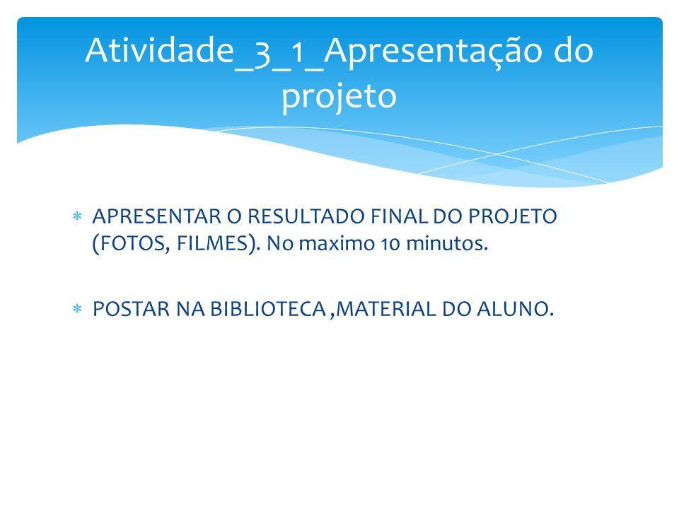 Atividade_3_1_Apresentação do projeto