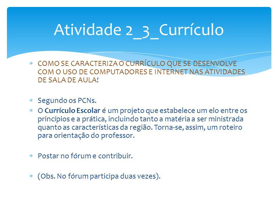 Atividade 2_3_Currículo