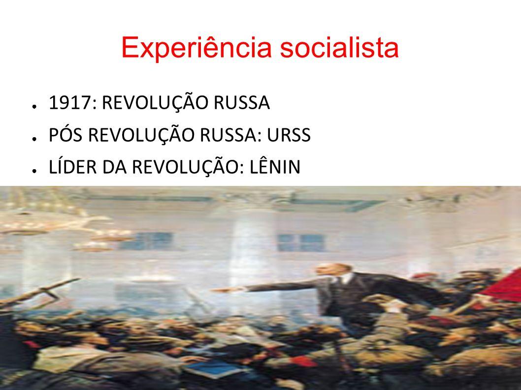 Experiência socialista