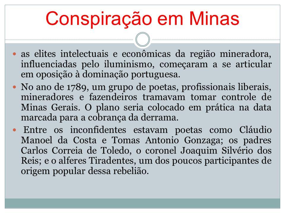 Conspiração em Minas
