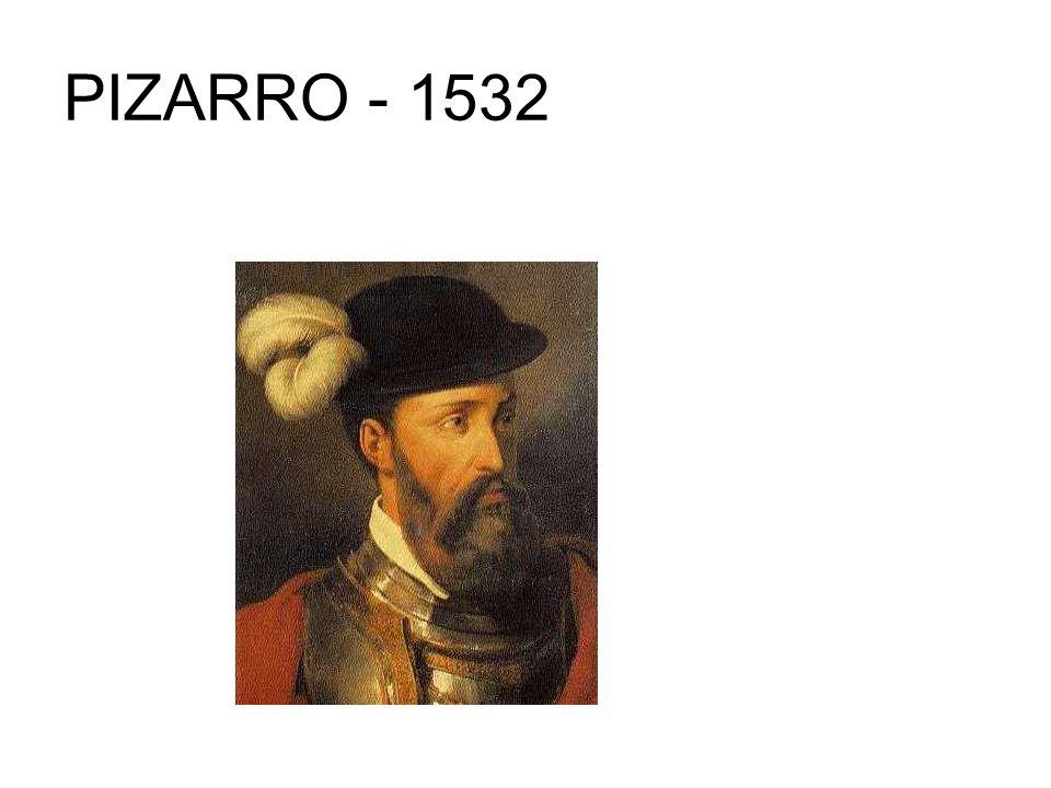 PIZARRO - 1532