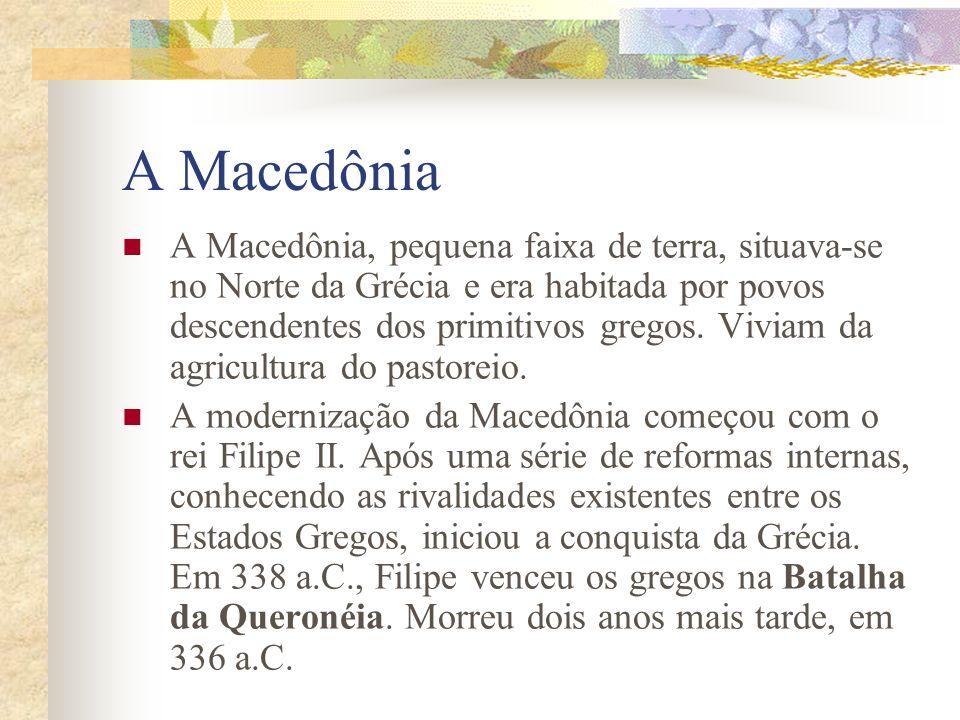 A Macedônia