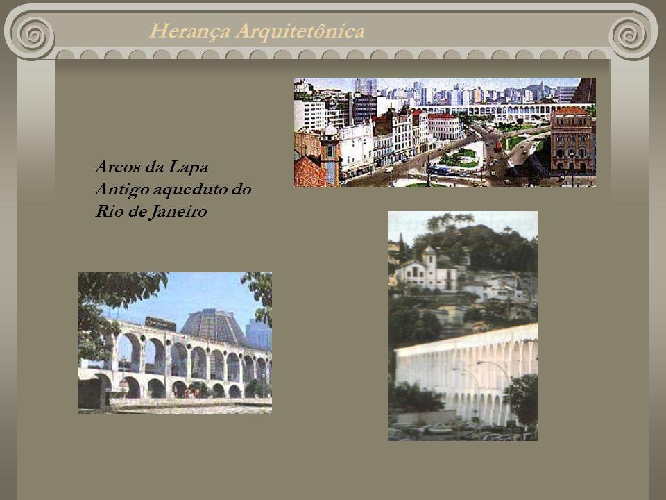 Herança Arquitetônica