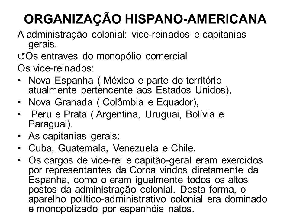 ORGANIZAÇÃO HISPANO-AMERICANA