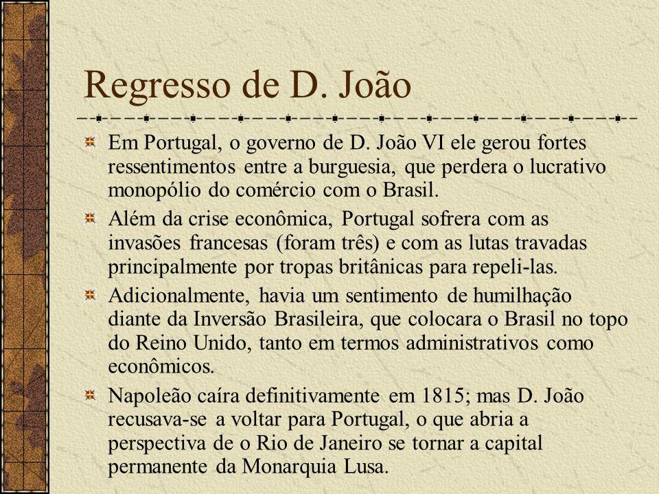 Regresso de D. João